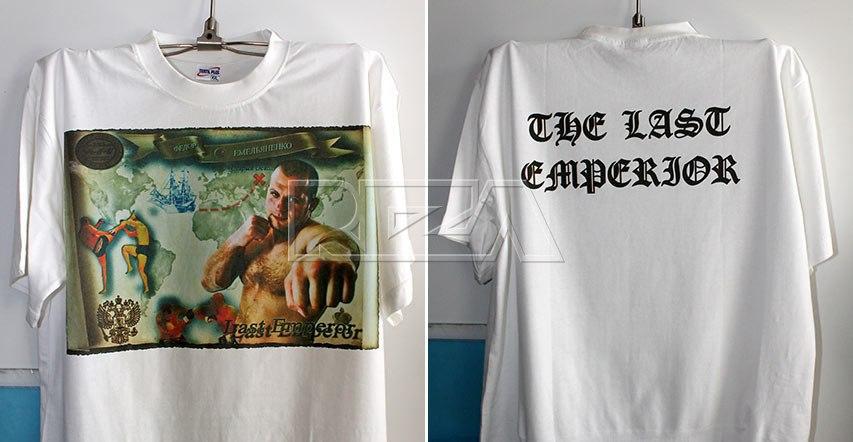 ... печать на ткани Печать на футболках: www.riza.ru/futbolki