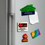 Плоские рекламные магниты
